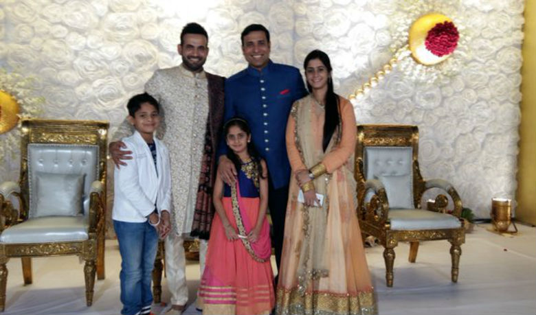 Irfan Pathan Wedding Photos In Pictures: Irfan Pat...