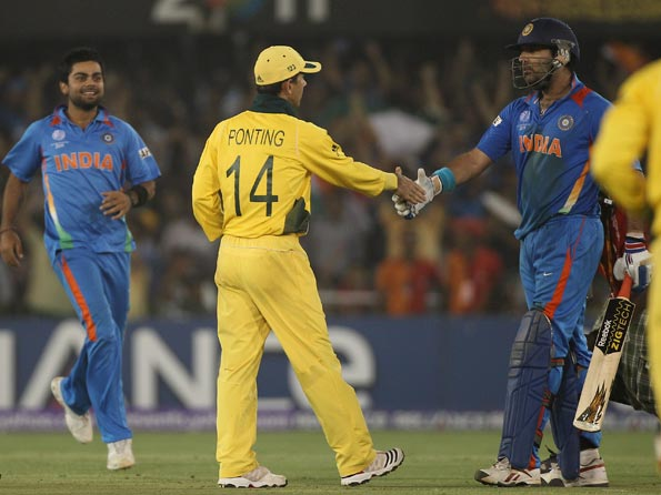 The redemption of Yuvraj and Ponting - Cricket Country