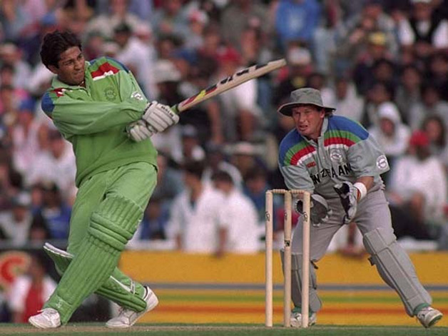 When Inzamam Ul Haq Announced His Arrival With A Sensational Innings