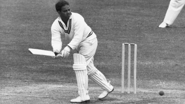 Vijay Manjrekar: Champion of the hook shot and fearless against the fastest  of bowlers - Cricket Country
