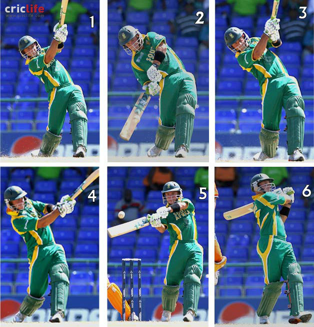 ICC World Cup 2007: Herschelle Gibbs smashes six sixes in an over ...