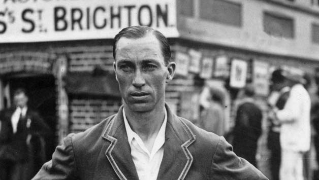 Andy Sandham first ever triple century in test cricket