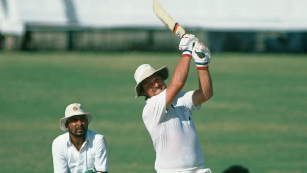 mike gatting batting