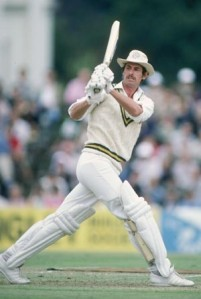 The ambidexterous Richard Hadlee was as dangerous with the bat as he was with the ball © Getty Images