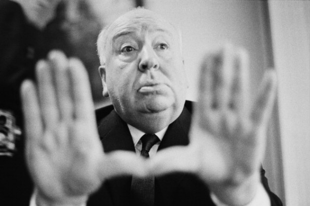 Alfred Hitchcock © Getty Images