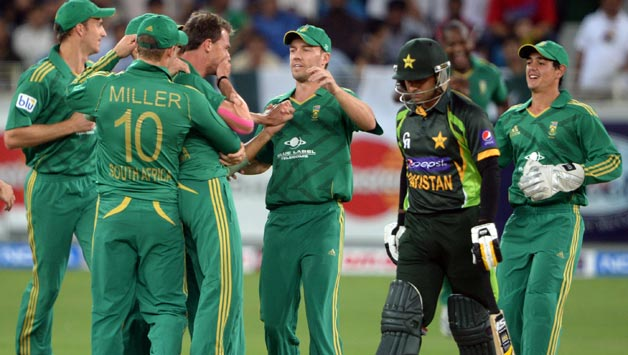 South Africa Win Toss Elect To Field Against Pakistan In