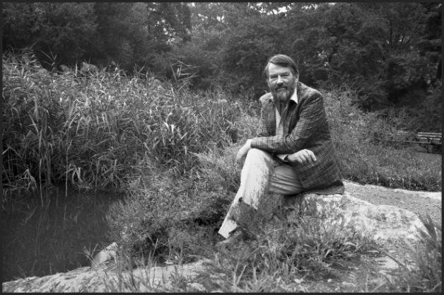 John Fowles © Getty Images