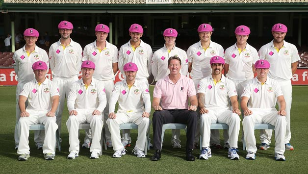 Glenn Mcgrath In Awe Of Mitchell Johnson Led Australian Bowling Attack Cricket Country