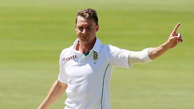 Dale Steyn changed the course of the match with four wickets in the last session © Getty Images