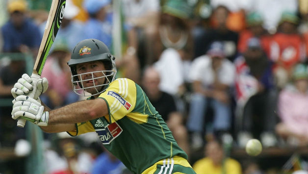 Ricky Ponting's 164 went in vain in 2005