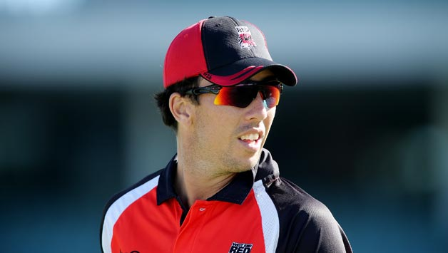 Tom Cooper has played international cricket for the Netherland