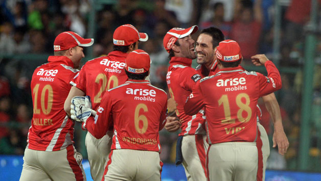Kings XI Punjab will aim to maintain their winning ways in their second game of the tournament © IANS