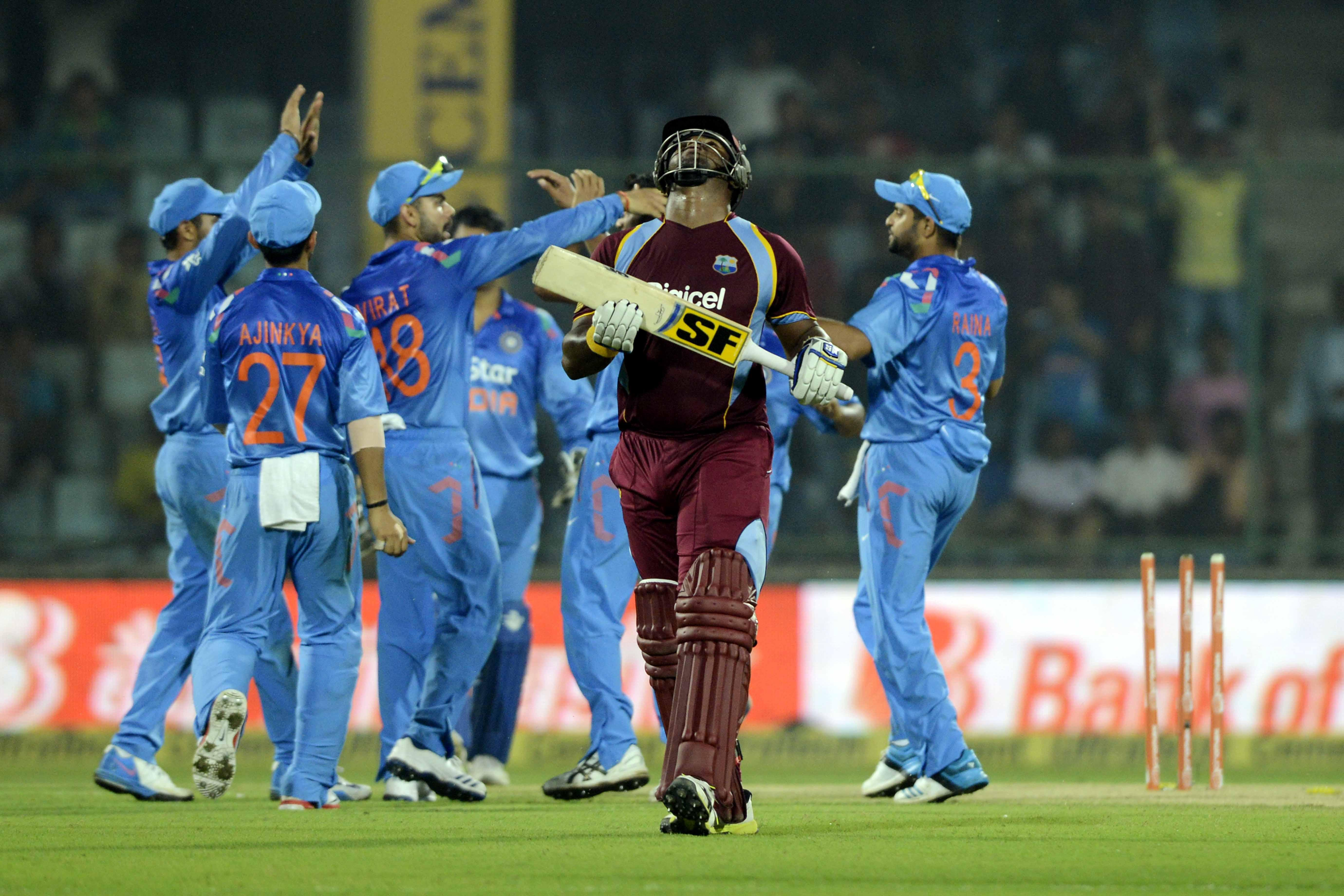 India vs West Indies, 2nd ODI at Delhi - Cricket Country