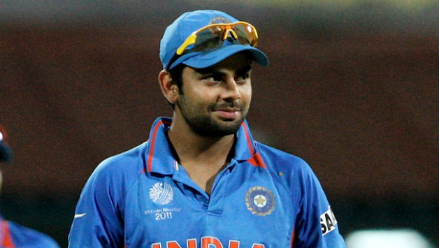 Image result for kohli 2011 world cup