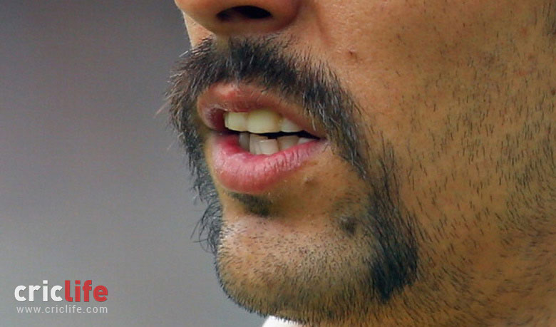 Mitchell Johnson brought the fashion of moustaches as various other cricketers emulated him and some even sported their own unique style of moustaches © Getty Images
