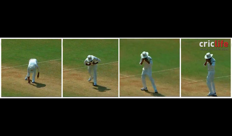 At the end of it all, Sachin Tendulkar walked up to the Wankhede pitch and paid his humble respects for making him the cricketer he came. It was on this pitch that his journey in First-Class cricket began, it was on this pitch that he got a hundred in the Irani Trophy which got him into the Indian side and it was on this pitch, his home away from home, that has seen him script many epics.