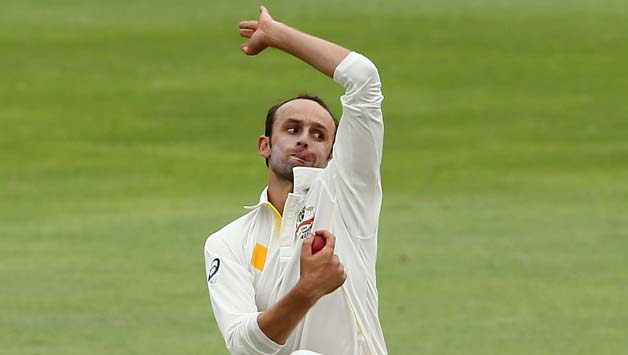 Nathan Lyon believes there are signs of the pitch deteriorating © Getty Images