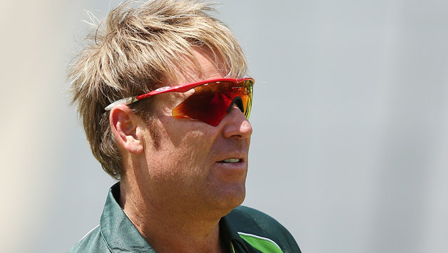 Shane Warne is the second-highest wicket-taker in Tests with 708 wickets © Getty Images