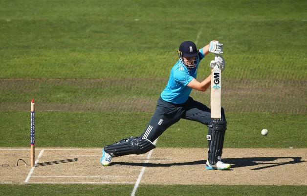Joe Root was the star for England today © Getty Images