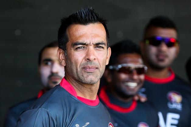Mohammad Tauqir © Getty Images