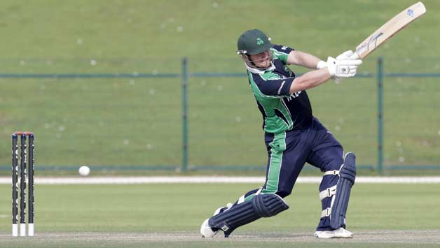 Paul Stirling's innings has given Ireland a chance of an upset © Getty Images (File Photo)