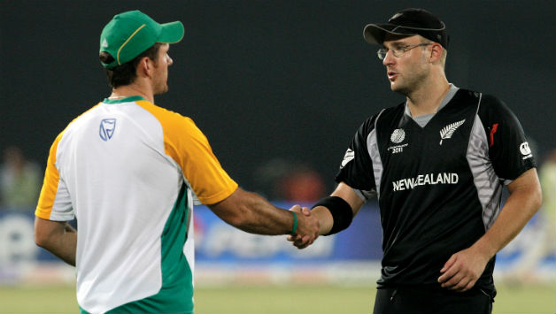 ICC World Cup 2011 quarter-final: New Zealand spinners choke South Africa -  Cricket Country