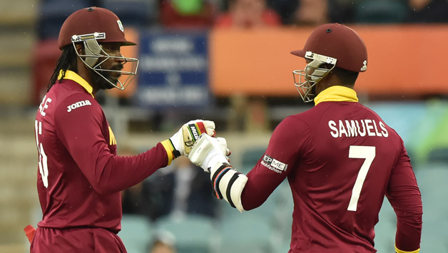 ICC Cricket World Cup 2015: Chris Gayle's record-breaking innings, partnership with Marlon Samuels and other highlights - Cricket Country
