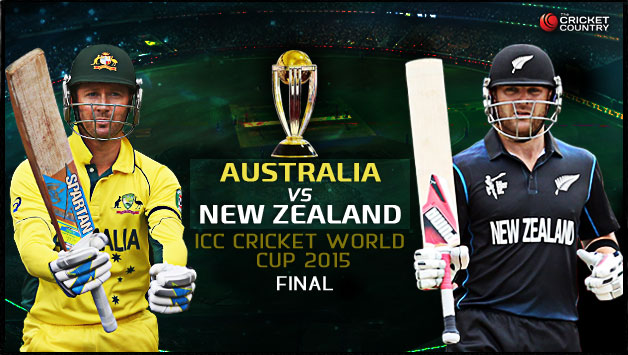 Australia Are In Their Seventh World Cup Final While New Zealand First