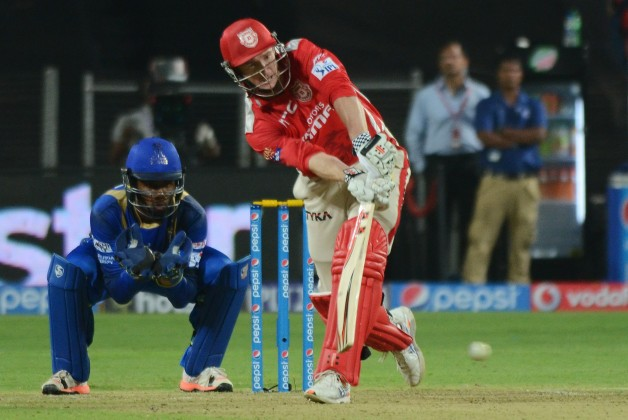 George Bailey has led his team to two wins in the IPL 2015 so far © IANS