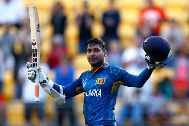 Kumar Sangakkara © Getty Images