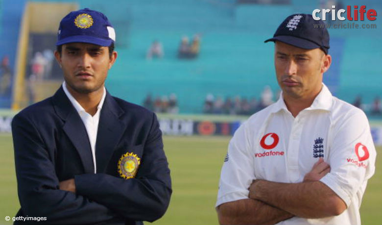 The Ganguly-Hussain rivalry continues