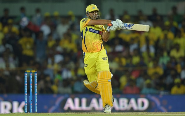 MS Dhoni fails to impress with the bat © IANS