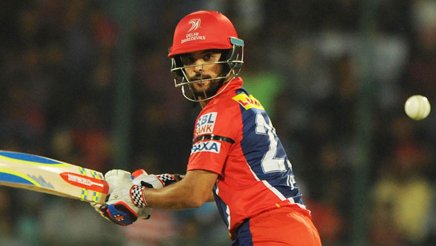 JP Duminy dismissed for 12 by Karn Sharma against Sunrisers Hyderabad in IPL 2015 - Cricket Country