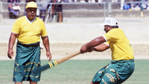 Kilikiti in Auckland: not much different from our sport, eh? © Getty Images