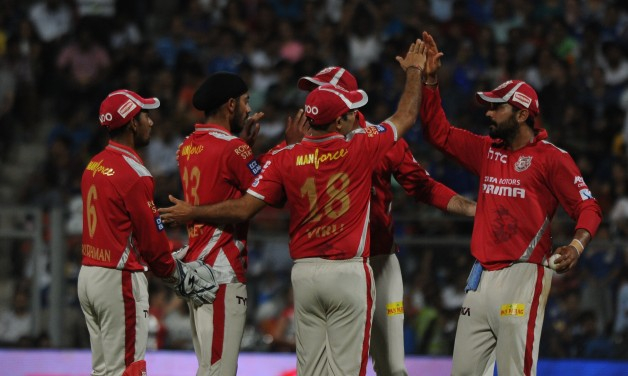 KXIP will look to dominate MI, just like they did in the previous encounter © IANS
