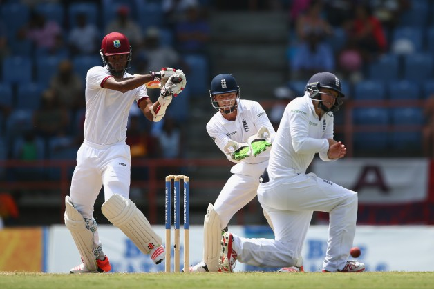 England confirms West Indies Test series