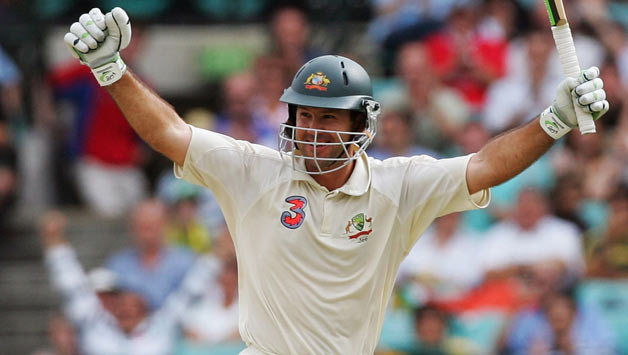 Ricky Ponting plays a mammoth innings of 257 against India at Melbourne in 2003-04 - Cricket Country