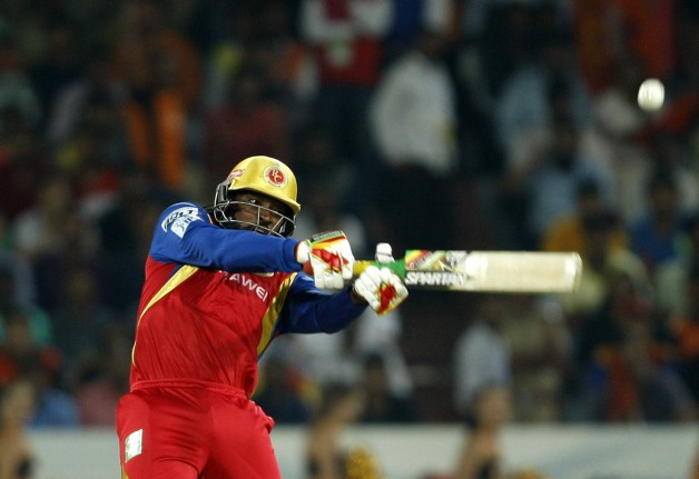 Chris Gayle will look to fire once again © IANS