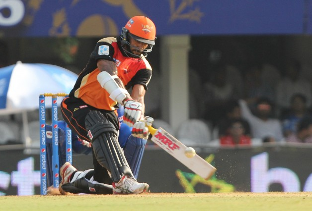 Shikhar Dhawan misses out once again © IANS