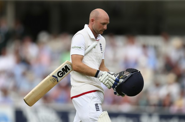 Adam Lyth has not fired in both Tests so far © Getty Images