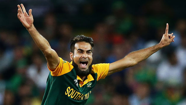 Imran Tahir is happy on getting selected for Nottinghamshire © Getty Images