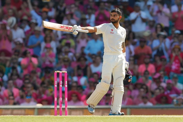 Virat Kohli played for India A to prepare himself for the upcoming Sri Lanka series © Getty Images