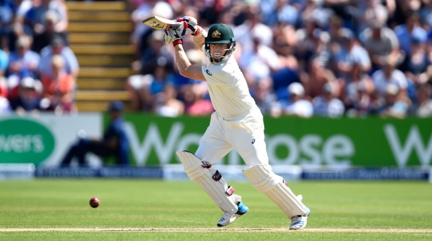 Chris Rogers was dismissed for a duck in the first innings © Getty Images