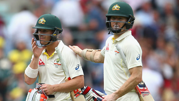 Chris Rogers and David Warner averaged 52.72 together in 37 innings.
