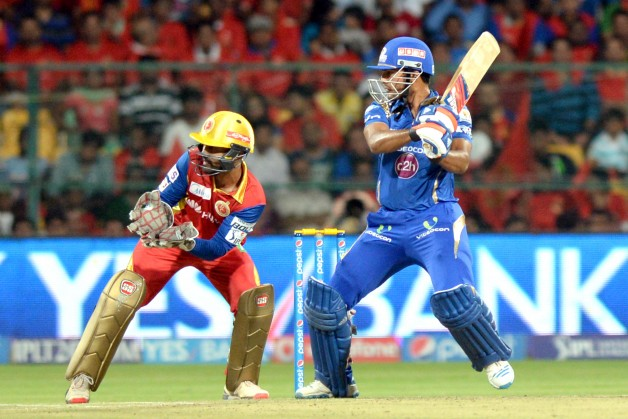 Unmukt Chand plays for Mumbai Indians in the IPL © IANS