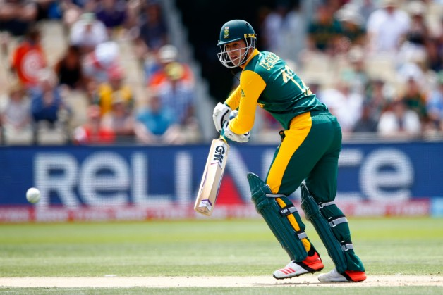 Quinton de Kock scored a brilliant century against India A in the 3rd match © Getty Images