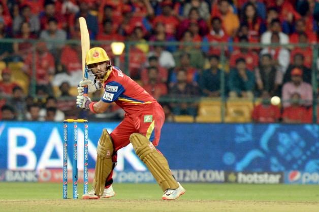 Mandeep Singh plays for RCB in the IPL © IANS