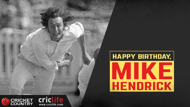 Mike Hendrick 12 Interesting Facts About The Englands Consistent Bowler In 70s
