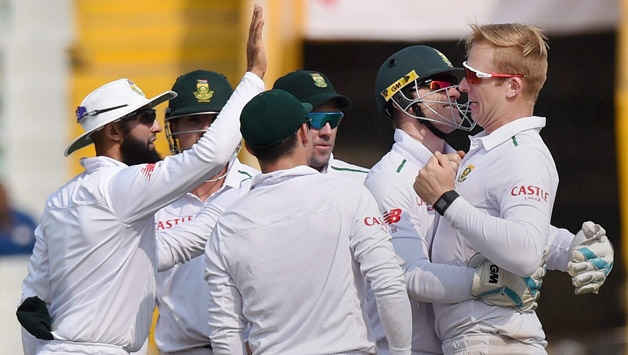 India Vs South Africa 2015 Live Cricket Score 1st Test At