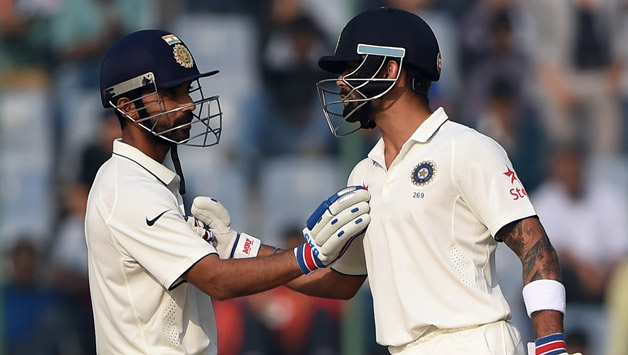 Virat Kohli: Ajinkya Rahane has a perfect blend of intent and technique - Cricket Country